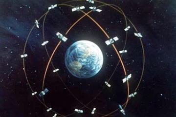 كوكبتنا من الأقمار الصناعية الخاصة بتحديد المواقع رائعة ولكنها محدودة. حقوق الصورة: وزارة الدفاع الامريكية
