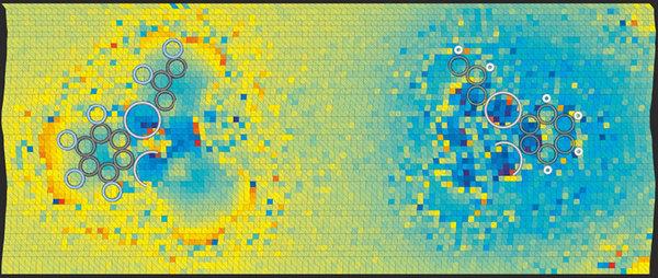 روابط متقنة: رسم خرائط لروابط F12C18Hg3 و H12C18Hg33.