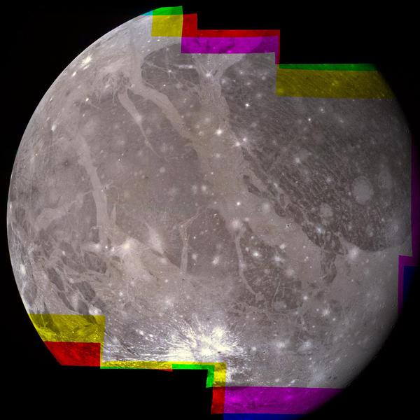 قمر غانيميد