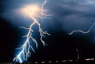 الصورة من مكتبة صور NOAA.