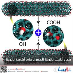 الجامعة الأمريكية في بيروت تشارك في صناعة ثورة في عالم الغرافين باحثون يطحنون الأنابيب النانَوية للحصول على أشرطة نانَوية