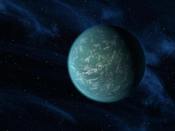 الكوكب Kepler-22b