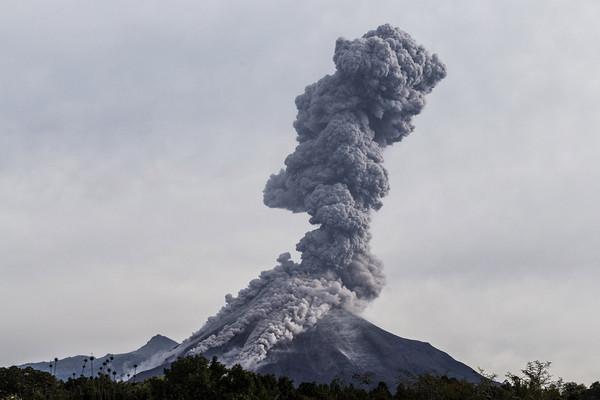 بركان كوليما 2015