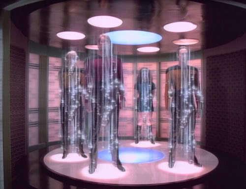ليس هذا هو النقل البعدي الكمومي، ليس هذا على الإطلاق