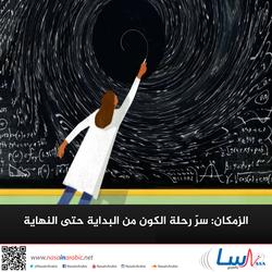 الزمكان: سرّ رحلة الكون من البداية حتى النهاية