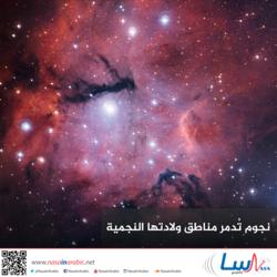 نجوم تُدمر مناطق ولادتها النجمية