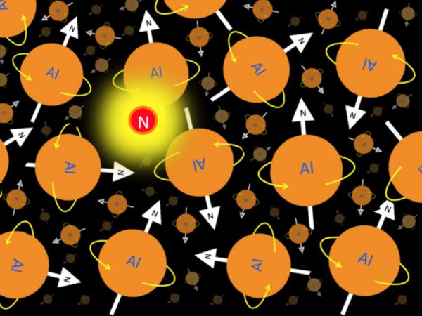قد يكون هنالك أحادي قطب مغناطيسي وحيد في مكان ما. مصدر الصورة: CERN/MoEDAL