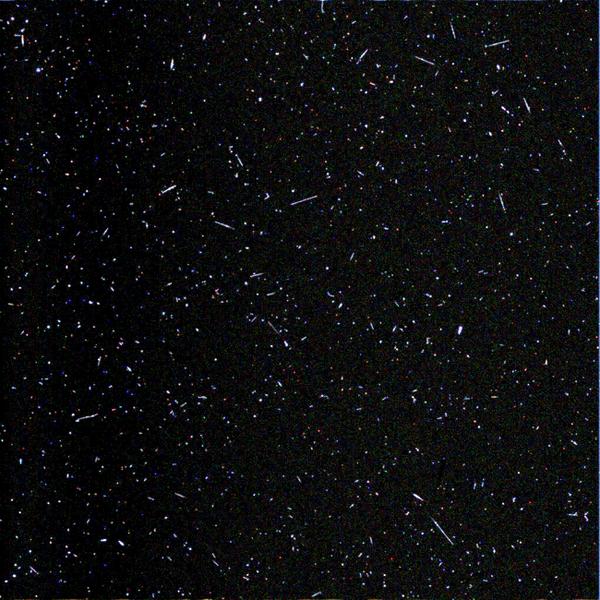"""صورة: صورة سماء ليلية التقطت بواسطة كاميرا المركبة إنسايت """"Instrument Deployment Camera"""" في (25 يوليو/تموز 2019) حقوق الصورةتعود ل: (NASA/JPL-Caltech)"""
