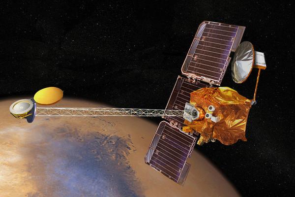 2001 Mars Odyssey مارس أوديسي/أوديسا المريخ 2001