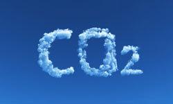 انظر هنا، CO2! لطاقة الرياح إمكانات كبيرة في تخفيض انبعاثات ثاني أوكسيد الكربون. حقوق الصورة: Hemera/Thinkstock