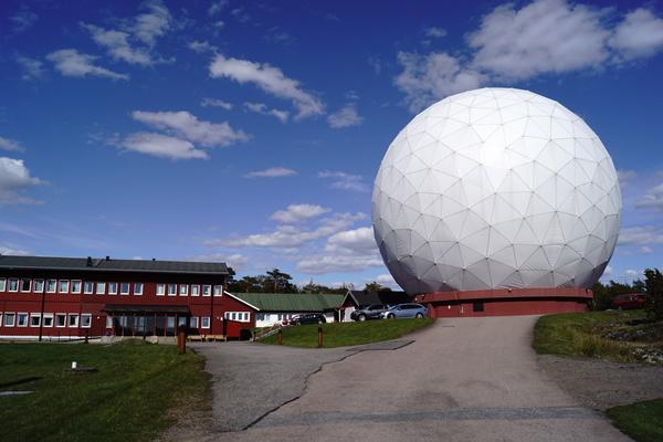 تلسكوب الـ 20 مترًا في أونسالا