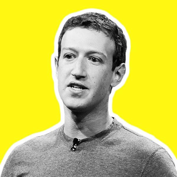 مارك زوكربيرغ Mark Zuckerberg