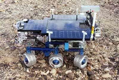 روبوت ناسا لاكتشاف المريخ/ حقوق الصورة: NASA