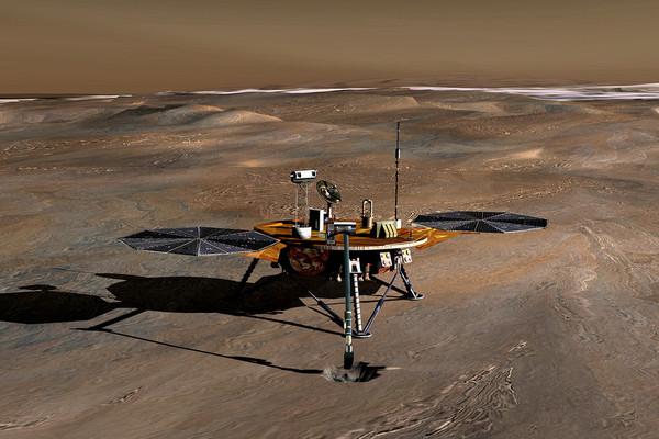 مركبة الهبوط إنسايت InSight Lander