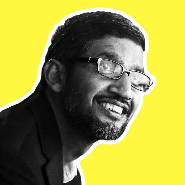 سوندار بيتشاي Sundar Pichai