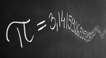 كم تكون سرعة تقارب هذه المتسلسلات للوصول إلى قيمة تشتمل على π؟