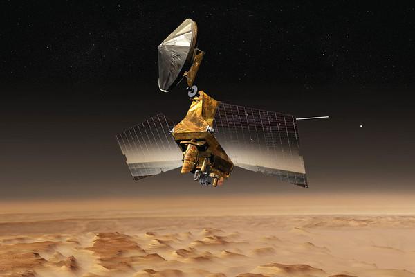 مستكشف المريخ المداري Mars Reconnaissance Orbiter
