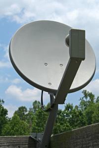 قد يكون استخدام الإنترنت المعتمد على الأقمار الصناعية صعبًا لكن هذا ليس خطأ المستقبل. حقوق الصورة: ISTOCKPHOTO/PIXELBRAT.