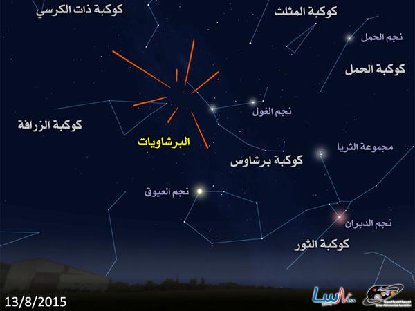 كوكبة برشاوس (Perseus)