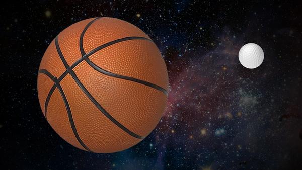 إذا كان لدينا الشمس بحجم كرة السلة، فإن النجم TRAPPIST-1 سيكون بحجم كرة الغولف
