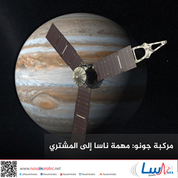 مركبة جونو: مهمة ناسا إلى المشتري