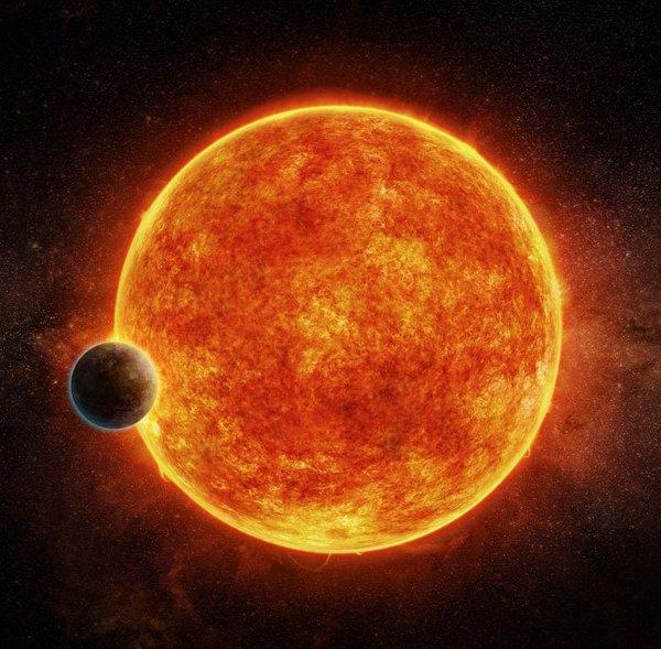 صورةٌ فنية حقوق الصورة: ESO/spaceengine.org