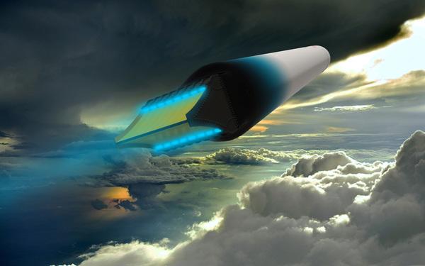 تصور فني لصاروخ هاس 2C خلال صعوده إلى المدار. حقوق الصورة: ARCA