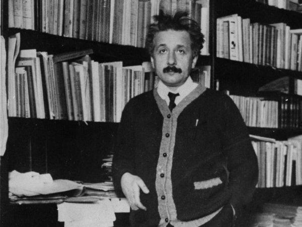ألبرت أينشتاين Albert Einstein. المصدر: Associated Press