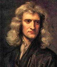 إسحق نيوتن (1643 - 1727)