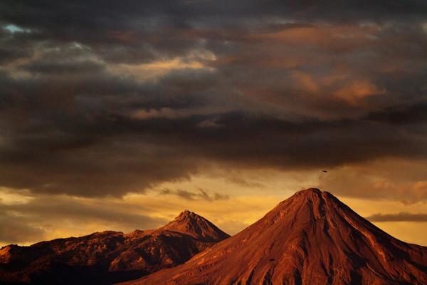 بركان كوليما 2012
