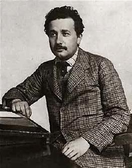 ألبرت أينشتاين في 1904
