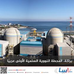 براكة، المحطة النووية السلمية الأولى عربيًا