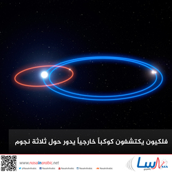 فلكيون يكتشفون كوكباً خارجياً يدور حول ثلاثة نجوم