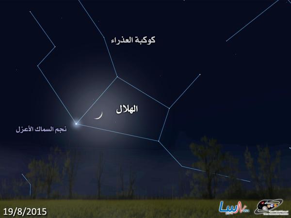 نجوم كوكبة العذراء
