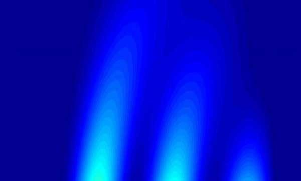 انتشار أمواج التيرا هرتز في الغاز المؤيّن الخاضع لحقل مغناطيسي يُعادل 178 تسلا. المصدر: Forschungszentrum Jülich.