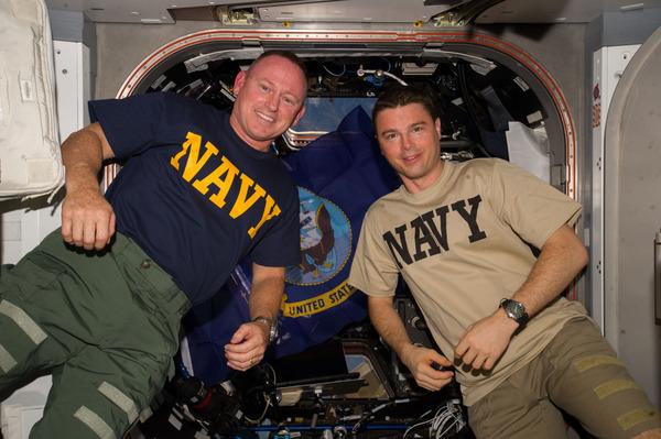 يجب أن تملك خبرة عسكرية حتى يتم اختيارك رائد فضاء