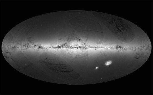 حقوق الصورة: ESA/Gaia/DPAC