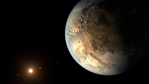 الكوكب Kepler-186f