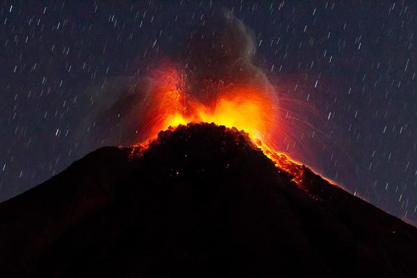 بركان كوليما 2013