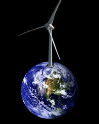 هل سيكون المستقبل لعالمٍ قائمٍ على طاقة الرياح؟ حقوق الصورة: Hemera/Thinkstock