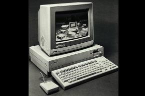 وفر حاسوب Amiga رسومات عالية السرعة والجودة بسعر معقول. حقوق الصورة: ETTMANN/CORBIS