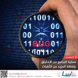 حماية البرامج من الاختراق بإضافة المزيد من الثغرات