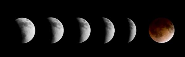 الخسوف القمري