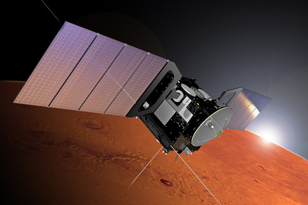 مارس إكسبريس Mars Express