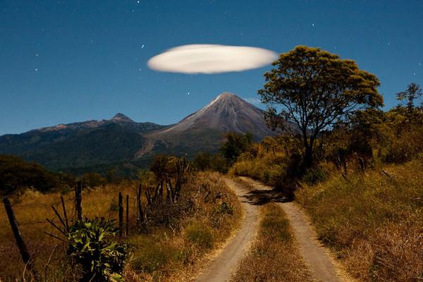 بركان كوليما 2010