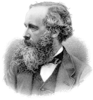 جيمس كلارك ماكسويل.