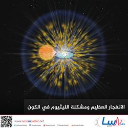 الانفجار العظيم ومشكلة الليثيوم في الكون
