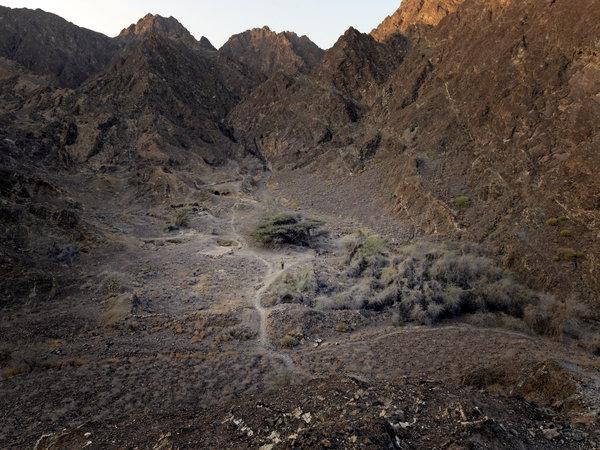 أمضى الدكتور كليمان أكثر من 20 عامًا في البحث في هذه الصخور في عمان.