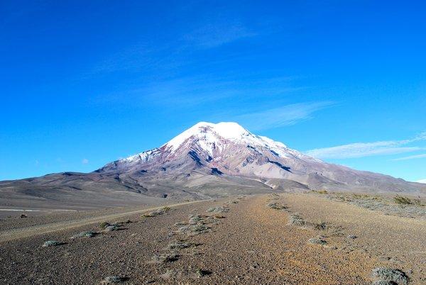 جبل شيمبورازو حقوق الصورة: (David Torres Costales/WikiCommons).