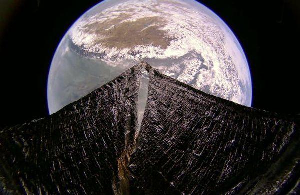 صورة ملتقطة من لايت سايل2 لجبال الهملايا والتُبت والهند في 31/1/2020.حقوق الصورة: The Planetary Society